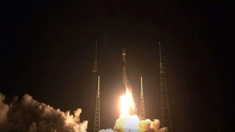 SpaceX Launches First 60 Starlink Satellites of Its Internet Network