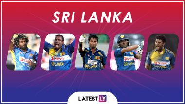 ICC Cricket World Cup 2019: Lasith Malinga, Angelo Mathews and Other Key Players in the Sri Lanka Team for CWC
