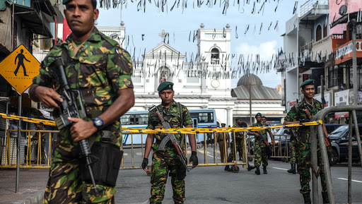 Sri Lanka Anti-Muslim Riots: Police Imposes Curfew in Northwestern Province Hours After Social Media Ban
