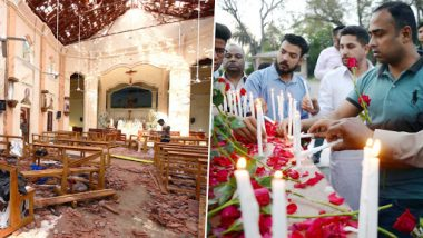 Sri Lanka Catholics Cancel Sunday Mass Over New Bomb Threats