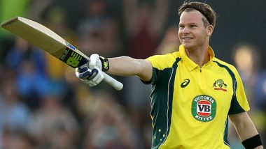 ICC Cricket World Cup 2019 Warm-Up: Steve Smith Extends Purple Patch; Helps Australia Crush West Indies by Seven Wickets