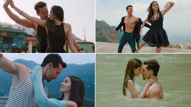 Student of the Year 2 Song Fakira: Tiger Shroff and Ananya Panday's Romantic Ballad Strikes a Chord With the Audience – Watch Video