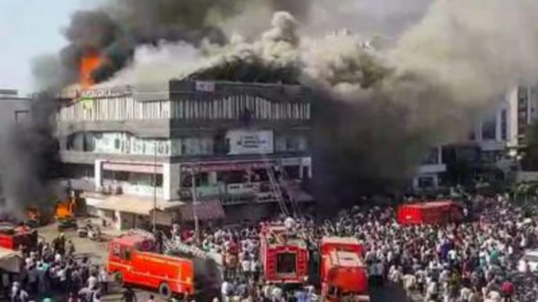 Surat Coaching Centre Fire Tragedy: Police Files 4271 Page Charge Sheet