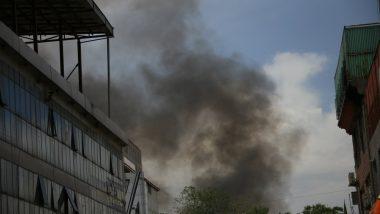 Taliban Target International NGO in Kabul, 9 injured