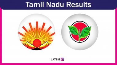 Tamil Nadu General Election Results 2019 Live News Update: Complete List of Winners from Tamil Nadu