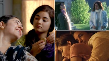 Mothers Day Special: From Sonam Kapoor's Neerja to Varun Dhawan's October, Five Bollywood Films in Recent Years That Embraced the Beauty of Motherhood
