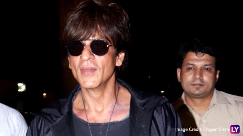 Shah Rukh Khan Begins TED Talks Season 2 Shoot