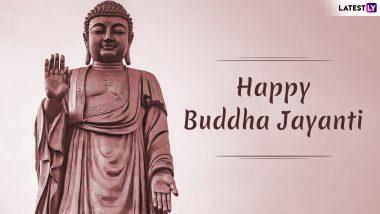Buddha Purnima 2019 Greetings in Hindi: Vesak Messages, SMS, Quotes to Wish Happy Buddha Jayanti