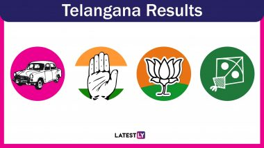 Telangana General Election Results 2019: TRS Wins 9 Seats, BJP 4, Congress 3