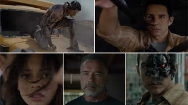 Terminator: Dark Fate First Trailer - Linda Hamilton and Arnold Schwarzenegger Reprise Their Original Roles in the Promising Actioner – Watch Video