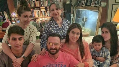 Will Saif Ali Khan-Kareena Kapoor Khan's Son Taimur Only Smile for the Paparazzi? See the Pataudis' Latest Pic