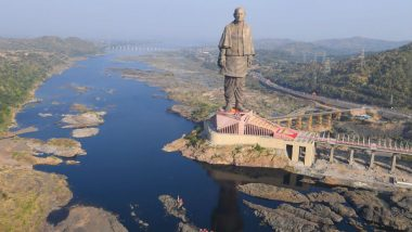 Gujarat's Statue of Unity in Narmada District to Reopen for Tourists from October 17