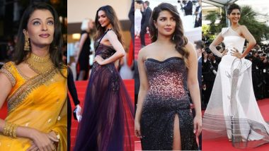 With Priyanka Chopra's Cannes 2019 Debut, Here's a Look at Bollywood Celebs and Their First Red Carpet Appearances