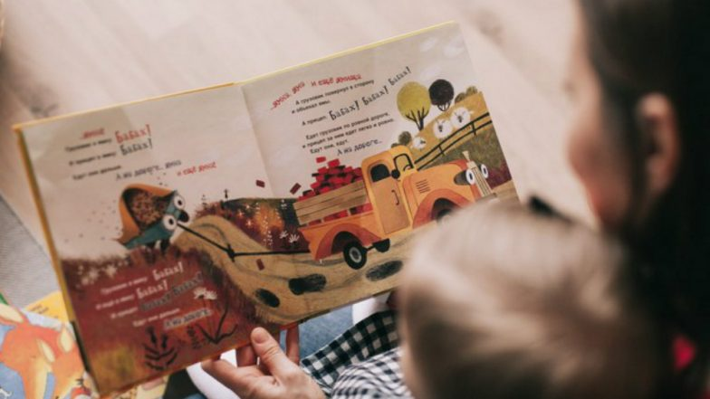 Reading with Toddlers Can Reduce Harsh Parenting, Boost Child Behaviour: Study