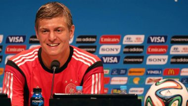 Real Madrid Midfielder Toni Kroos Extends Contract With Real Madrid Till 2023