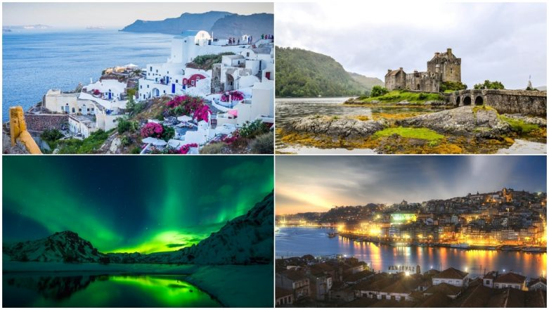 World Europe Day 2019: 5 Summer Destinations That You Can Visit in This Beautiful Continent Filled With Nature's Bounty!
