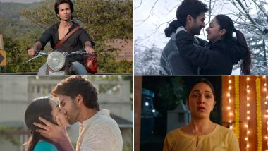 Kabir Singh Song Tujhe Kitna Chahne Lage: Shahid Kapoor's Brooding Hot Avatar and Arjit Singh's Voice Make a Great Combo – Watch Video