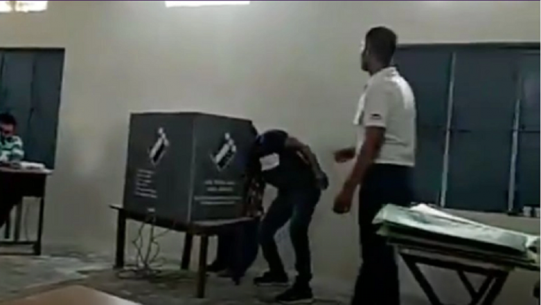 Faridabad Polling Agent Arrested for Influencing Voters at Polling Booth, EC Orders Re-Polling on May 19