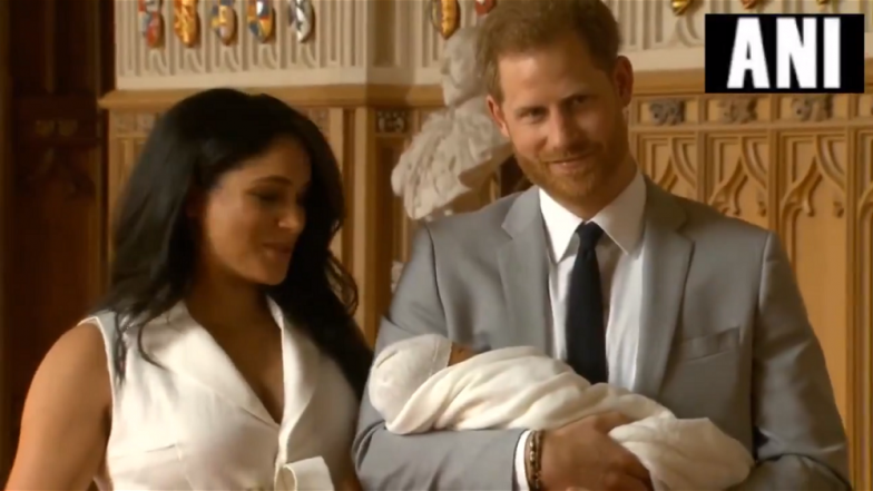 Prince Harry and Meghan: Royal Romance Crowned by Birth of Son