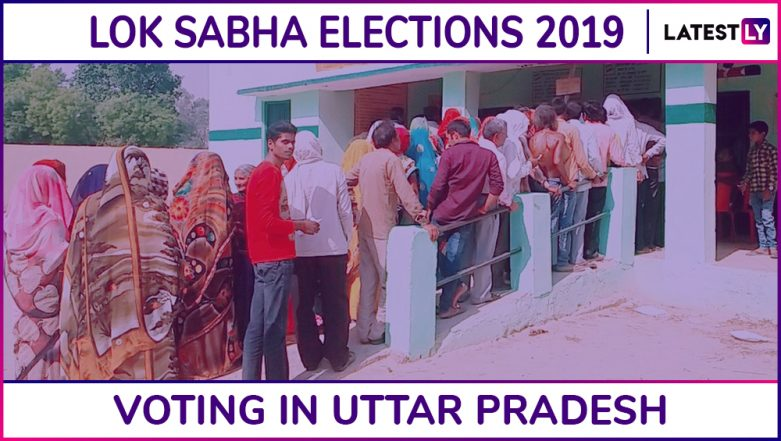 Uttar Pradesh Lok Sabha Elections 2019: Phase 7 Voting Concludes for Varanasi, Gorakhpur, Chandauli And Ten Other Parliamentary Constituencies; 54.37% Voter Turnout Recorded