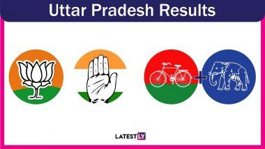 Uttar Pradesh General Election Results 2019: BJP+ Wins 64 Lok Sabha Seats, SP-BSP Combine Restricted to 15, Congress 1
