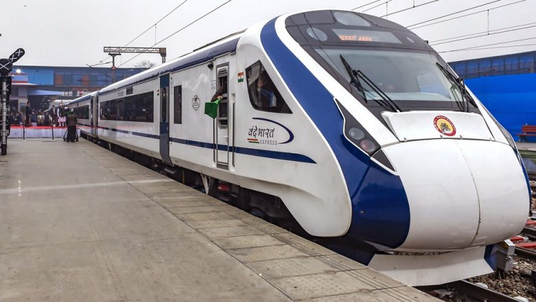 Vande Bharat Express to Get a Back-Up Train Soon, New Service to Be Rolled Out With Improved Facilities