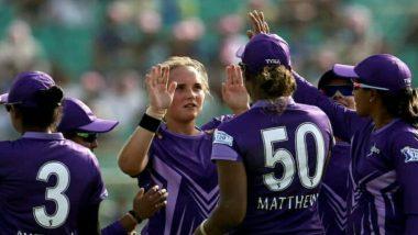 Women's T20 Challenge 2019: Velocity Beat Trailblazers by 3 Wickets