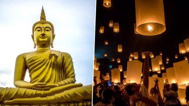Vesak Poya 2019 Date and Significance: Buddha Jayanti or Buddha Purnima Celebrations in Sri Lanka