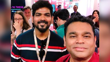 Cannes 2019: Nayanthara's Beau Vignesh Shivan Can't Keep Calm After He Meets AR Rahman at the Prestigious Film Festival