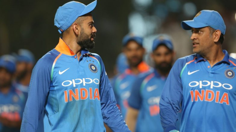 ICC Cricket World Cup 2019: MS Dhoni's 'Priceless' Presence Gives Me Freedom, Says Virat Kohli