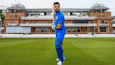 Virat Kohli's Madame Tussauds Wax Statue Unveiled at Lord's to Mark CWC 2019 Launch (See Pics & Video)