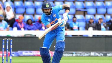 Virat Kohli Plays on Front Foot Post Warm-Ups, Ignores Glitches in India vs Bangladesh, ICC Cricket World Cup 2019 Warm-up Match