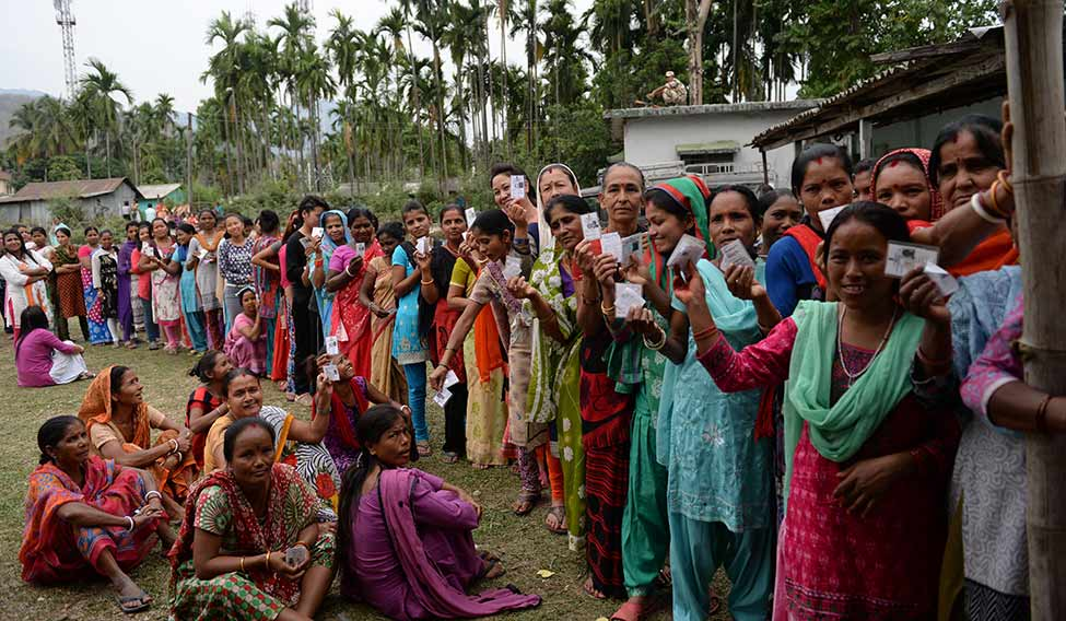 Voters Excluded From NRC Still Eligible to Vote, Will Not be Categorised as 'Doubtful', Says Election Commission
