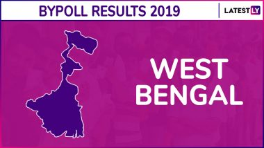 West Bengal Assembly Bypoll Results 2019 Live Updates: Counting Underway in 8 Seats, Idris Ali Wins From Uluberia Purba Seat