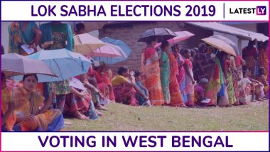 West Bengal Lok Sabha Elections 2019 Phase 5: Total Voter Turnout In State Was 73.97 Per Cent