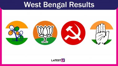West Bengal General Election Results 2019: TMC Wins With Huge Margin in Lok Sabha, BJP Emerges Second