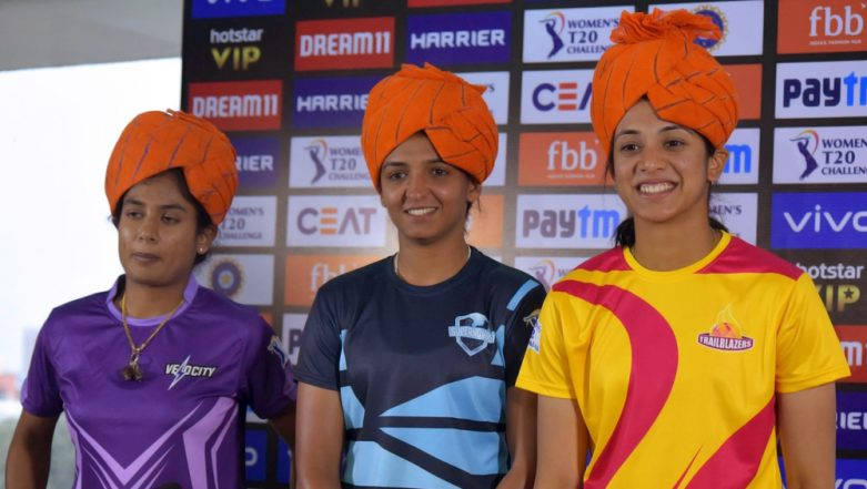 SNOVA vs TBZER, Women's T20 Challenge 2019 Live Cricket Streaming: Watch Free Telecast of Supernovas vs Trailblazers on Star Sports and Hotstar Online