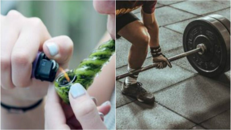 Weed Motivates People to Workout: Study
