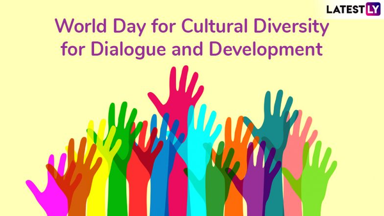 World Day for Cultural Diversity for Dialogue and Development 2019: Know Significance of the Day That Promotes Cultural Harmony