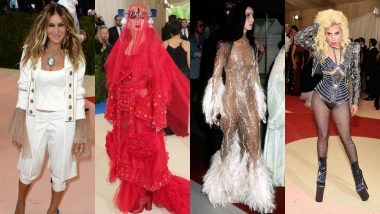 Katy Perry, Sarah Jessica Parker, Lady Gaga - Here Are Some Of The Worst Ensembles Donned By Celebs At The Met Gala Red Carpet!