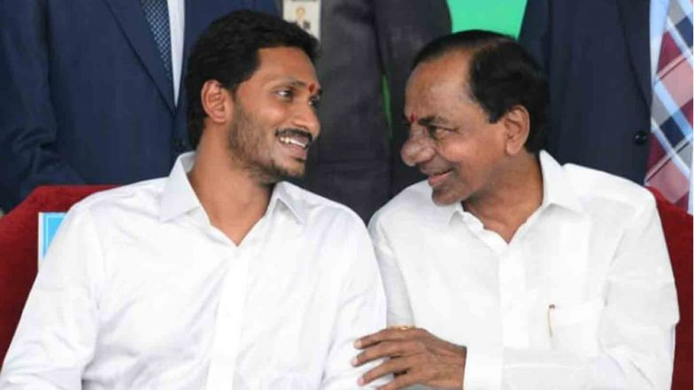 Telangana Kaleshwaram Lift Irrigation Project Launch on June 21; AP CM YS Jagan Mohan Reddy to Be Chief Guest