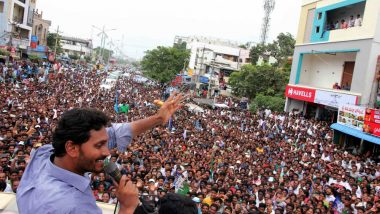 Jaganmohan Reddy Repeats Father's Feat as YSRCP Ousts Chandrababu Naidu in Andhra Pradesh