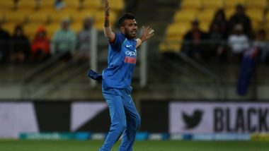 Yuzvendra Chahal Just One Scalp Away From Reaching 50 T20I Wickets; Can Achieve the Feat in India vs Bangladesh 3rd T20I 2019