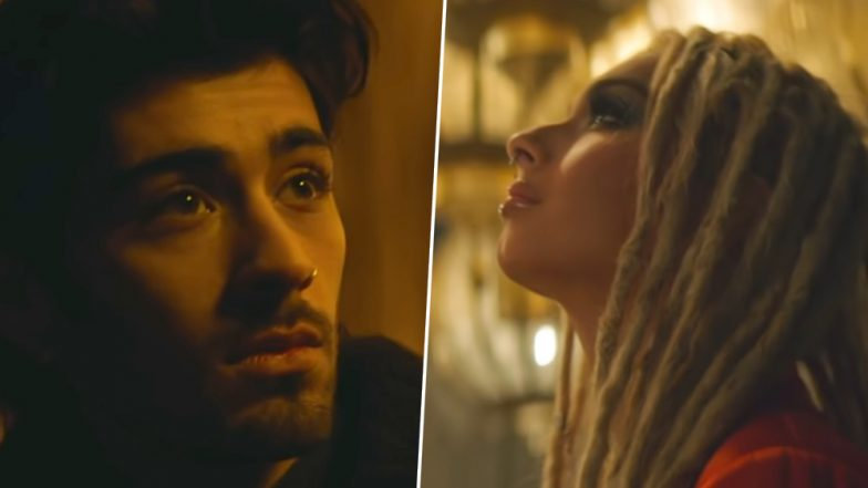 Zayn & Zhavia Ward Sing A Whole New World in Aladdin Music Video