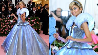 Zendaya Takes Extra To The Ultimate Level As She Turns Into A LIT Cinderella At The Met Gala 2019 Red Carpet