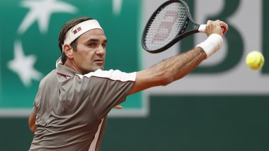 French Open 2019: Roger Federer Joins Rafael Nadal in Third Round