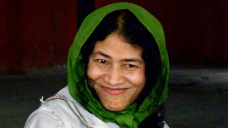 Irom Sharmila, Manipur's 'Iron Lady', Gives Birth to Twins on Mother's Day