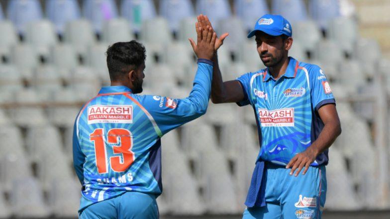 Atmws Vs Spl T20 Mumbai League 2019 Live Cricket Streaming