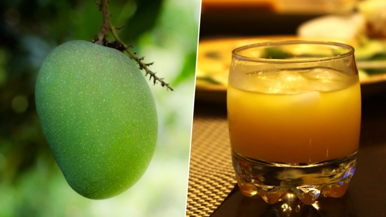 Aam Panna Recipe: Health Benefits of the Indian Summer Cooler 'Kairi Ka Panna' and Easy Way to Prepare It at Home