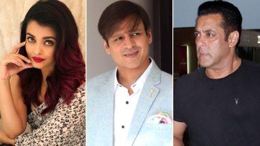 Vivek Oberoi's Meme on Salman & Aishwarya: Urmila Matondkar, Jwala Gutta Sonam Kapoor Call Out Actor